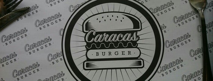 Caracas Burger is one of Venezuela en Chile.
