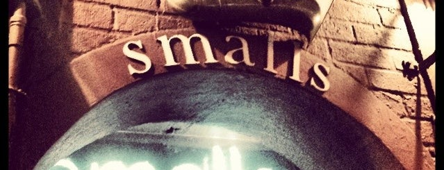 Smalls Jazz Club is one of Best Jazz Clubs in NYC.
