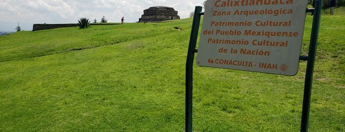 Zona Arqueológica de Calixtlahuaca is one of Weekeners.