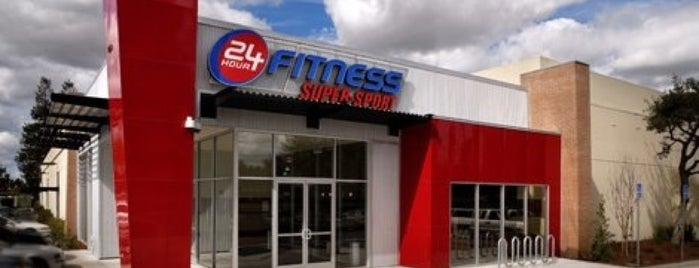 24 Hour Fitness is one of Gespeicherte Orte von Appetite for Good.
