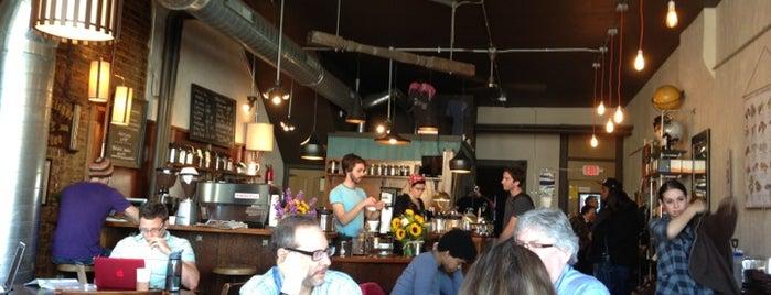 Ghostlight Coffee is one of Gem City.