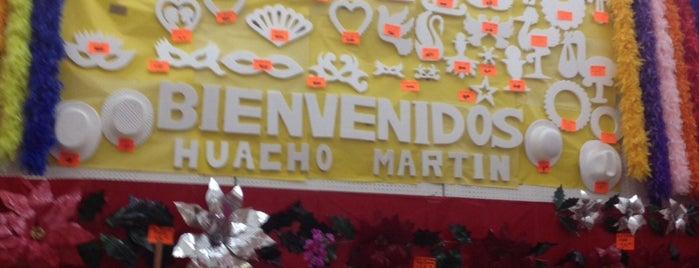 Huacho Martin is one of Mariana : понравившиеся места.