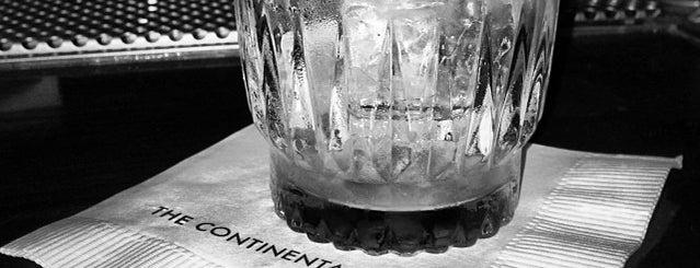 The Continental Club is one of Posti salvati di Thirsty.