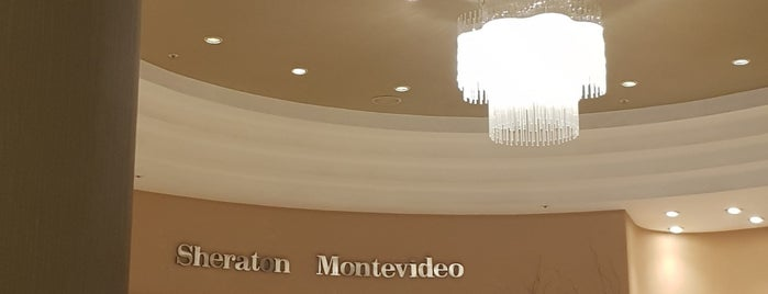 Sheraton Montevideo Hotel is one of ++ URUGUAY ++.