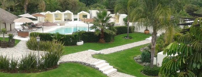Sitio Sagrado Hotel & Spa is one of Spas.
