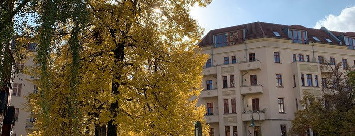 Samariterplatz is one of Posti che sono piaciuti a Kajo.