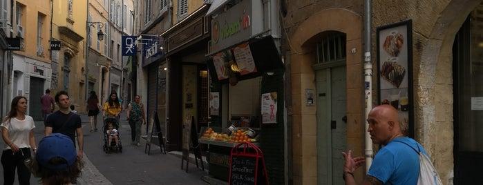 Vitamin is one of Marsiglia e Provenza.