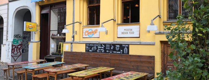 Chutnify is one of BERLIN.