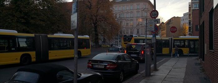 Robert-Koch-Platz is one of Christian : понравившиеся места.