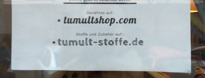 tumult-berlin is one of shops.