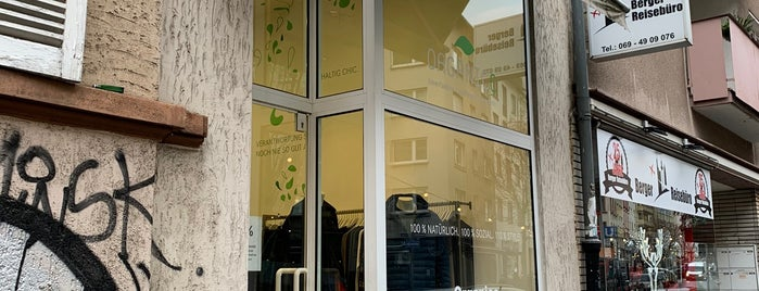 Organicc is one of Франкфурт-на-Майне.