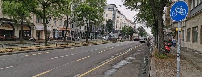 Kantstraße is one of Berlin.