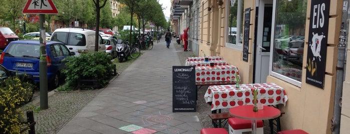 Kinderwirtschaft is one of Berlin med barn.