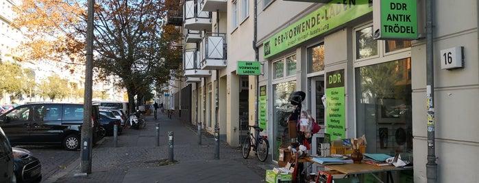 Der Vorwende Laden is one of DDR.