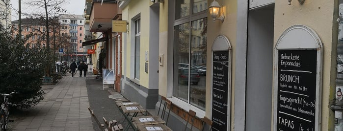 La Despensa is one of Berlin Food Spots.