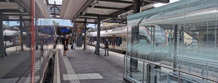 Stazione Bellinzona is one of Euro2014.