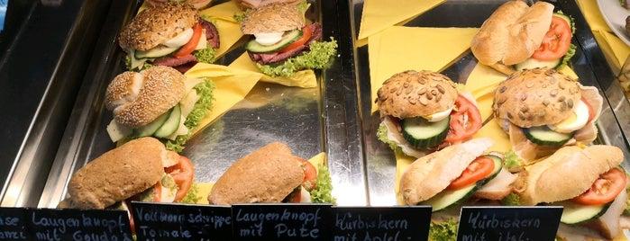 KuchenRausch's Feinbäckerei is one of Marc 님이 좋아한 장소.