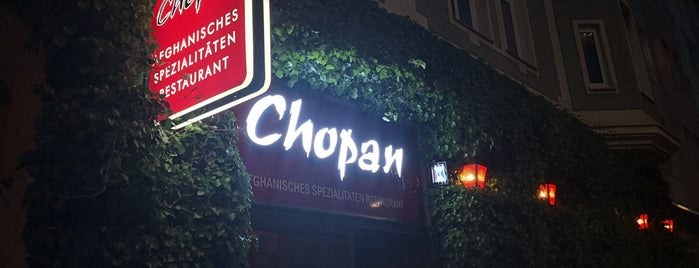 Chopan is one of München Novotel.
