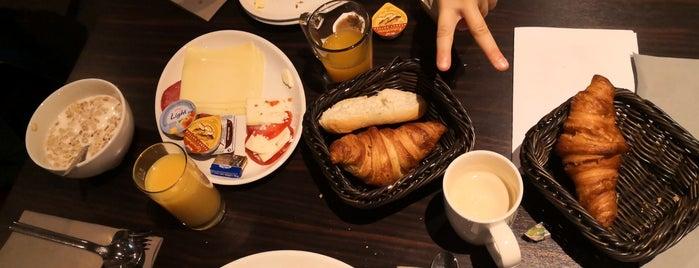 Restaurant Zur Tafelrunde is one of Posti che sono piaciuti a Amit.