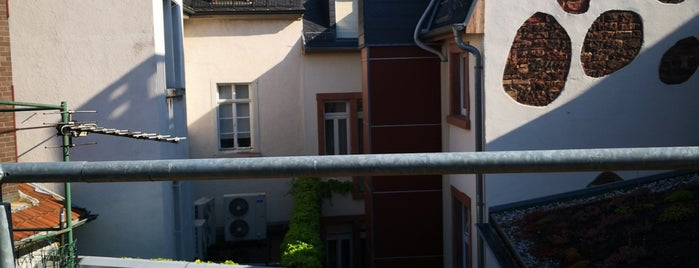 Hotel Goldene Rose is one of beyzadeさんの保存済みスポット.
