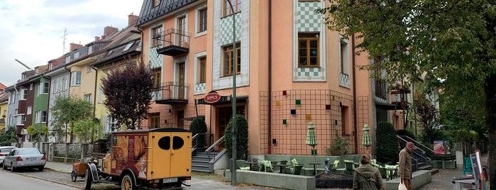 Seppl's Zuckerbäckerei is one of Munich.