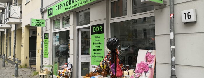 Der Vorwende Laden is one of Berlin.