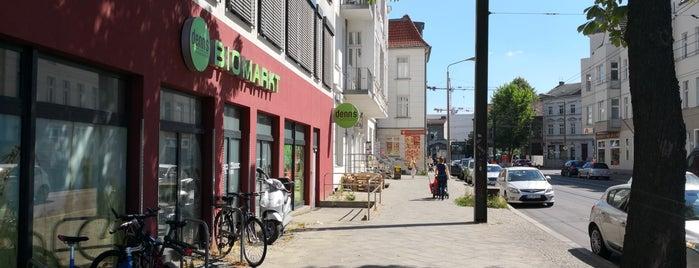 denn's Biomarkt is one of Tempat yang Disukai Sevil.