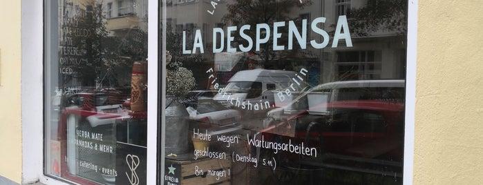 La Despensa is one of Restaurants Berlin.