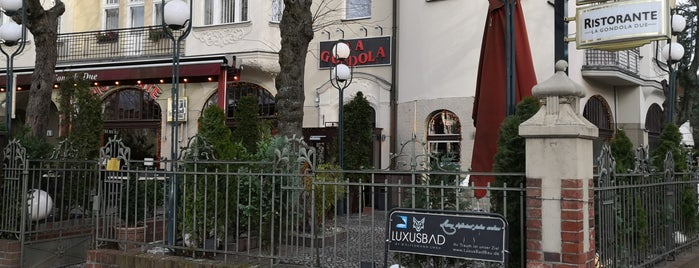 Ristorante La Gondola Due is one of Berlin: to be discovered.