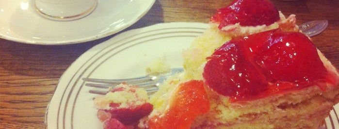 Tea & Cake is one of Cardiff's Best Restaurants.