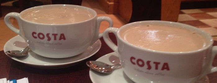 Costa Coffee is one of Cairo.