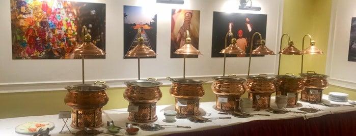 Taj Mahal is one of Rio Show Gastronomia 2018.