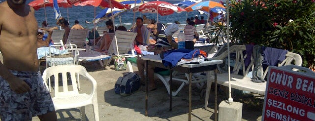 Onur Beach is one of tt. 님이 저장한 장소.