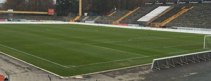 SV Darmstadt 98 is one of Lieux qui ont plu à Robert.
