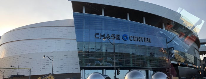 Chase Center is one of Shawnさんのお気に入りスポット.