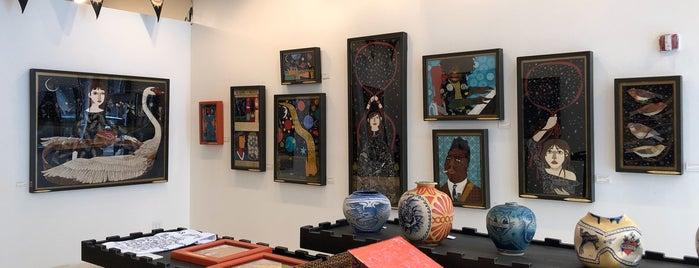 Antieau Gallery - Art & Oddities is one of New Orleans.