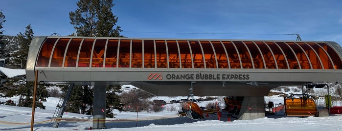 Orange Bubble Express is one of Teresa 님이 좋아한 장소.