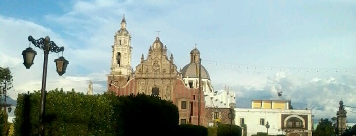 Catedral de Chalco is one of Orte, die Maria gefallen.