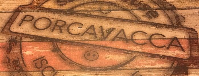 Porcavacca - Steakhouse is one of GF Naples.