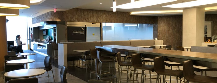 American Airlines Flagship Lounge is one of Lieux qui ont plu à jordi.