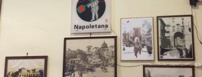 Pizzeria Capasso is one of Italy.
