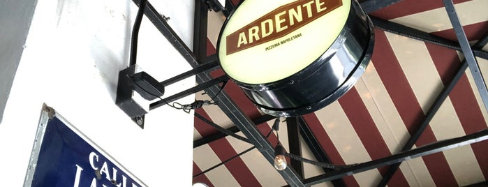 Ardente is one of DF.