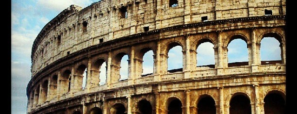 Coliseu is one of Roma.
