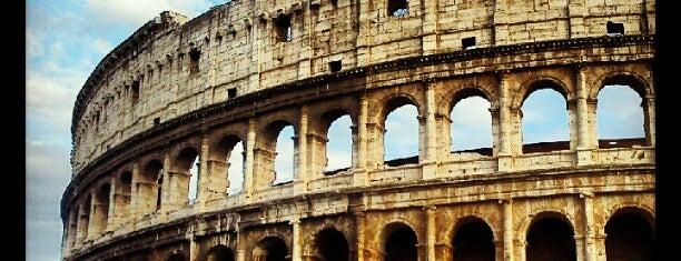 Kolezyum is one of Roma.