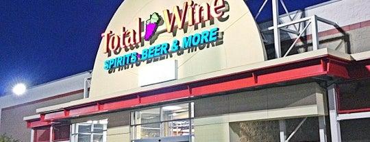 Total Wine & More is one of Leonda : понравившиеся места.