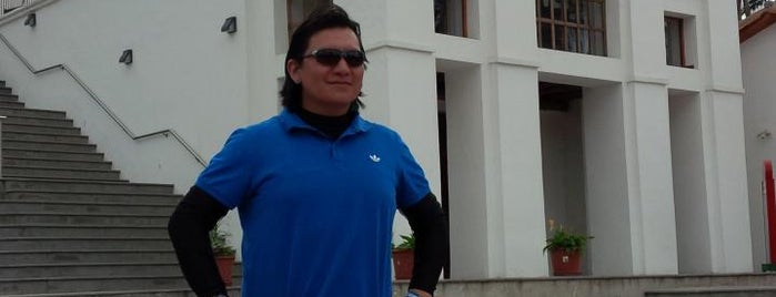 Yachay is one of Ecuador.
