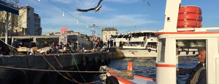 İstiridye Balık Lokantası is one of İstanbul Yeni.