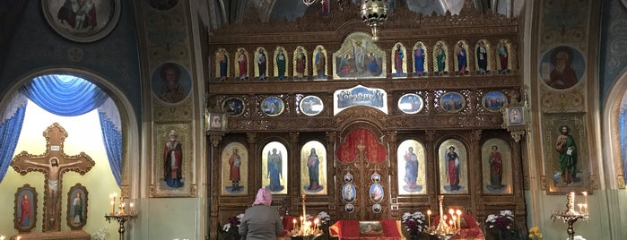 "Biserica ""Sfântul Panteleimon"" is one of MDA Chisinau."