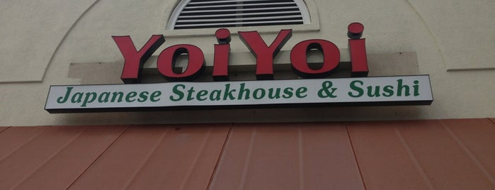 YoiYoi Steakhouse & Sushi is one of To Do - Restaurants.