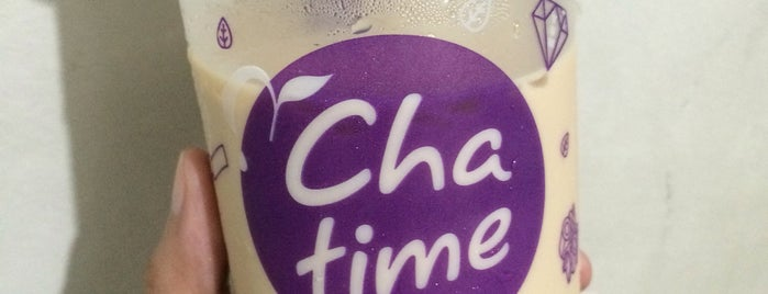 Chatime is one of Locais curtidos por Shank.